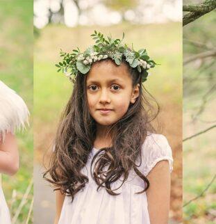 Belle Shoot: Flower Girls & Fairytales