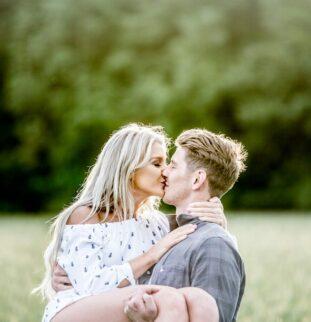 A Pre-Wedding Shoot For Caroline And Lewis