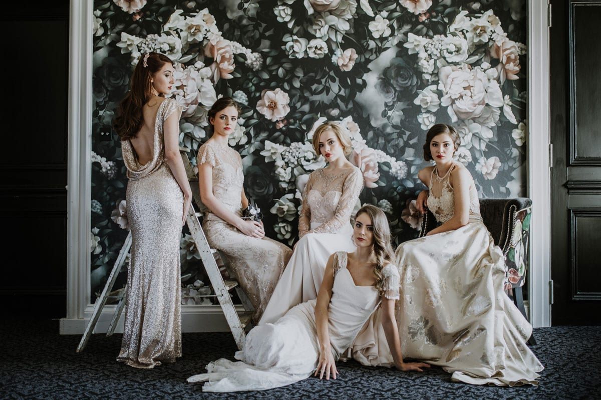 Kate Fearnley Runway Event At Acklam Hall