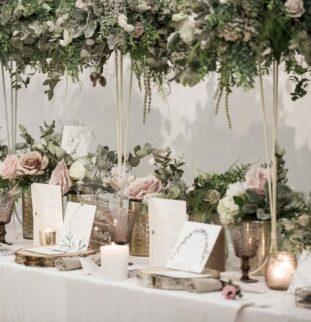 All The Pretty At Wynyard Hall Wedding Show