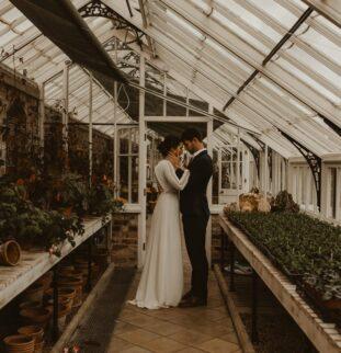 Helmsley Walled Garden Shoot: Rich In Romance