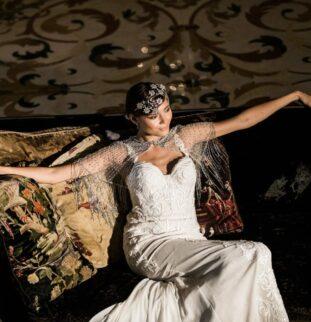 Belle Bridal Chapel Shoot: Take Me To Church