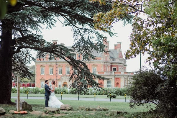 Acklam Hall: All The Pretty For Kim And Thomas
