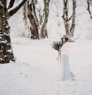 Unfurl Photography: Scandinavian Style With Plenty Of Snow