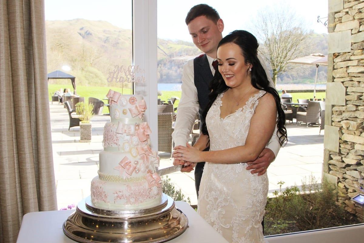 The Daffodil Hotel Real Wedding Tim Laura
