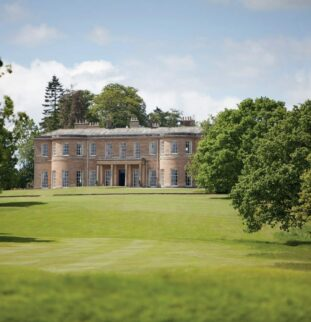 Rudding Park: A Room With A View