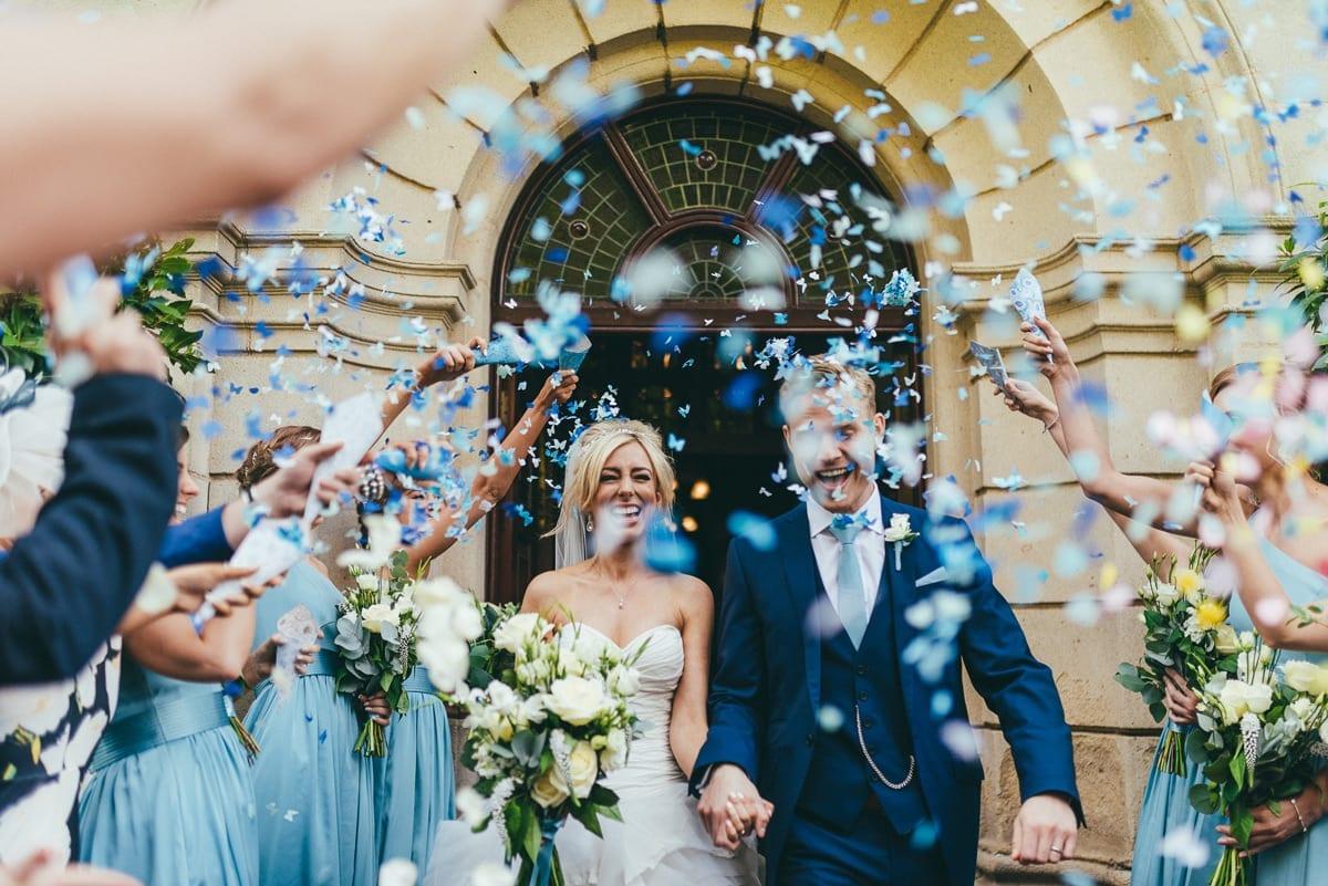 Wynyard Hall Real Wedding Kate Mark