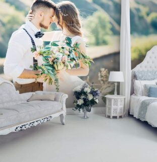 Adorn Your Walls With Your Wedding Day