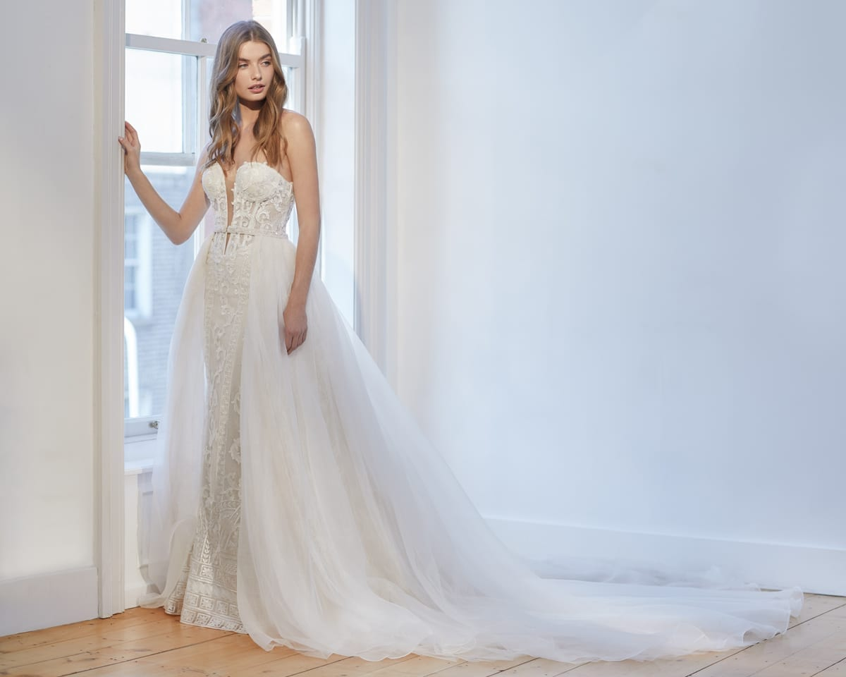 2018 Bridal Collection by Eliza & Ethan