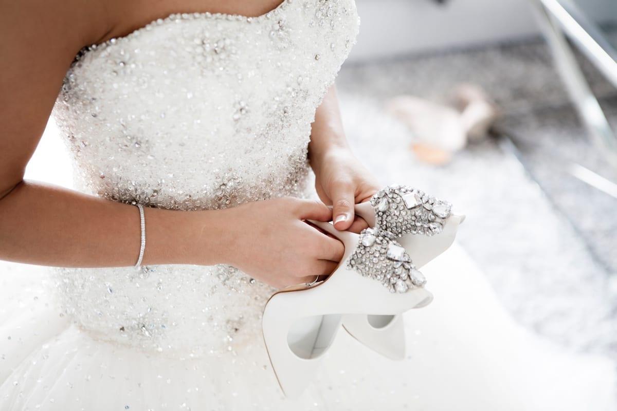 All The Bridal Fashion At The Sunderland Wedding Fair