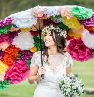 Spring Spectacular Wedding Show at Beamish Hall