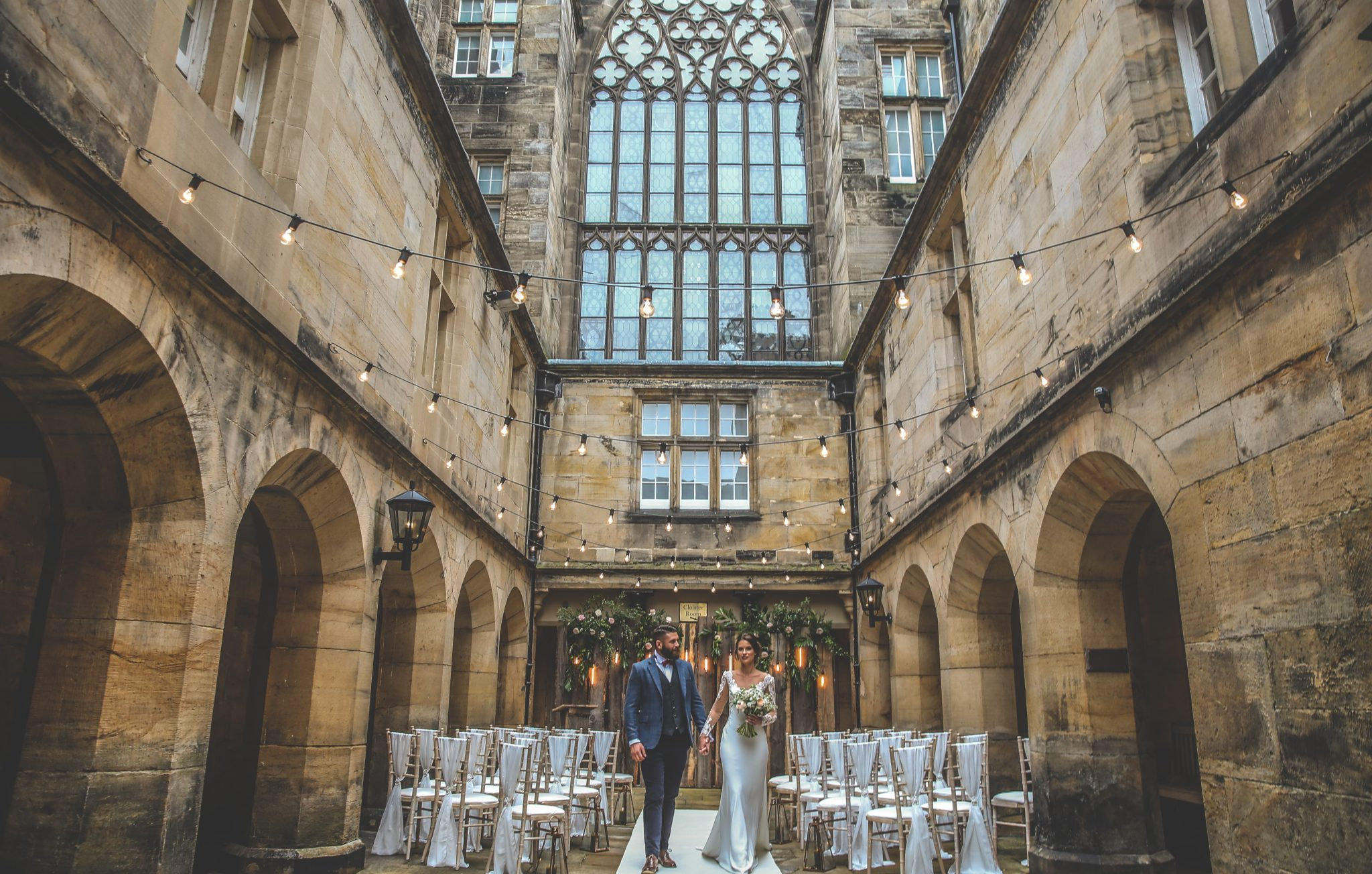 Venue Love: The Majestic and Modern Matfen Hall