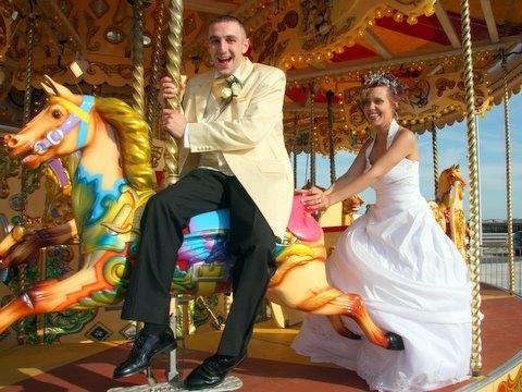 Eddy Leisure: Funfair Weddings