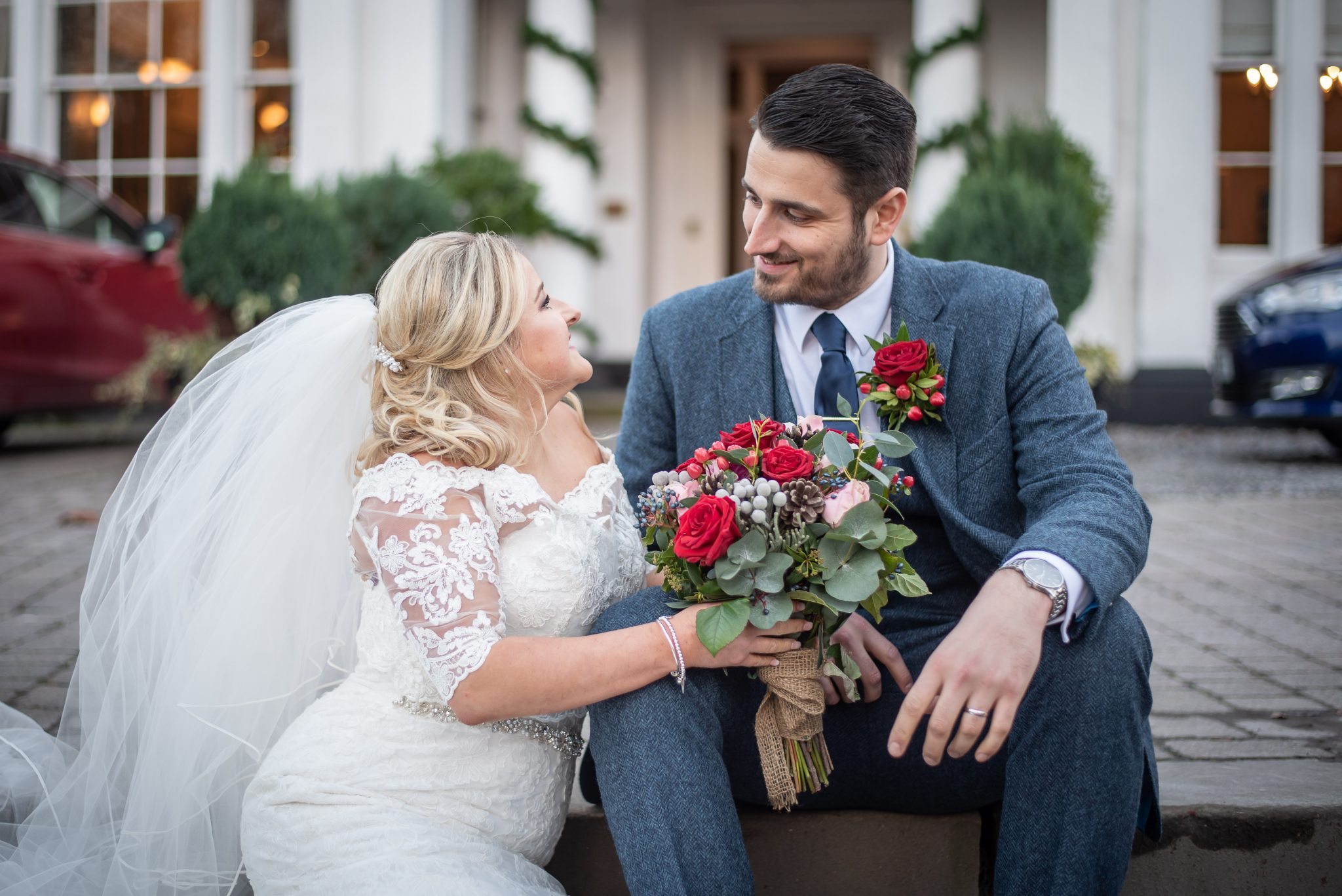 Real Weddings - Belle Bridal Magazine