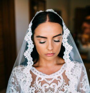 Anatomy of a Bride: Megan's Wedding Gown
