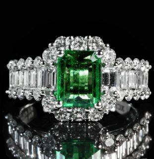Ten Beautiful Alternatives to Diamond Engagement Rings