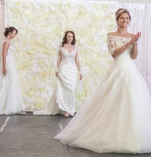 Belle Bridal x The Northern Wedding Show Take the Utilita Arena
