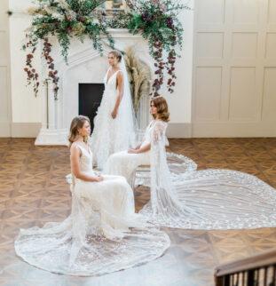 Thicket Priory, Featuring Chloe Jane Bridalwear