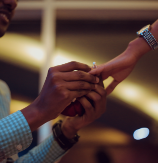 At-Home Proposals from Self-Isolating Couples: Love Really Does Conquer All
