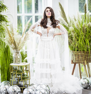 It's Friday I'm in Love: A Belle Bridal Editorial