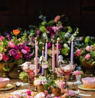 Styled Shoot: Spring School, A Floral Fantastic Workshop