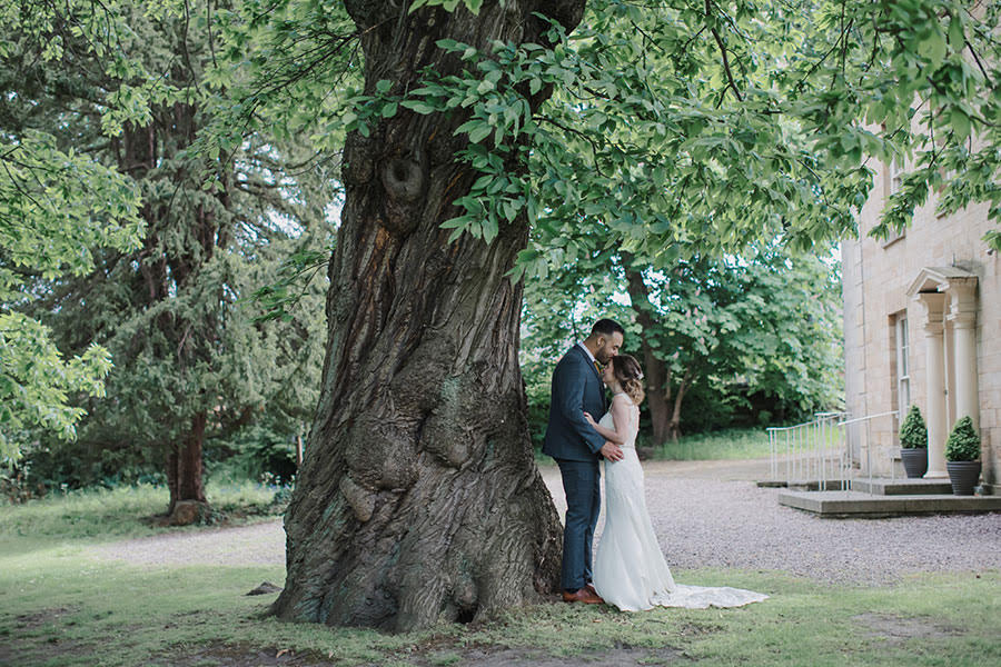Wood Lane Countryside Centre: Jade and Luke's Relaxed and Rustic Wedding Celebration