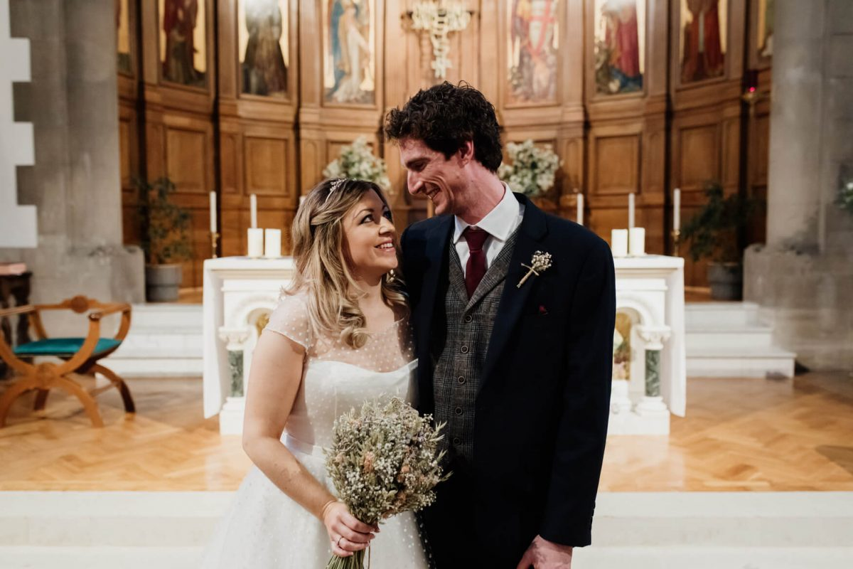 As You Like It : Jenny and Mark's Traditional I Do