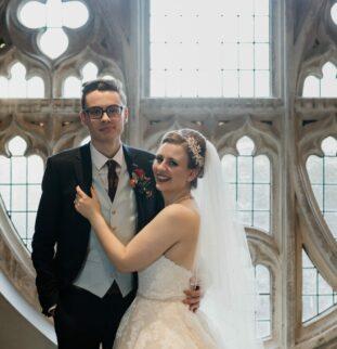 Ellingham Hall: Rhiannon and Joshua's Autumnal Wedding Celebration