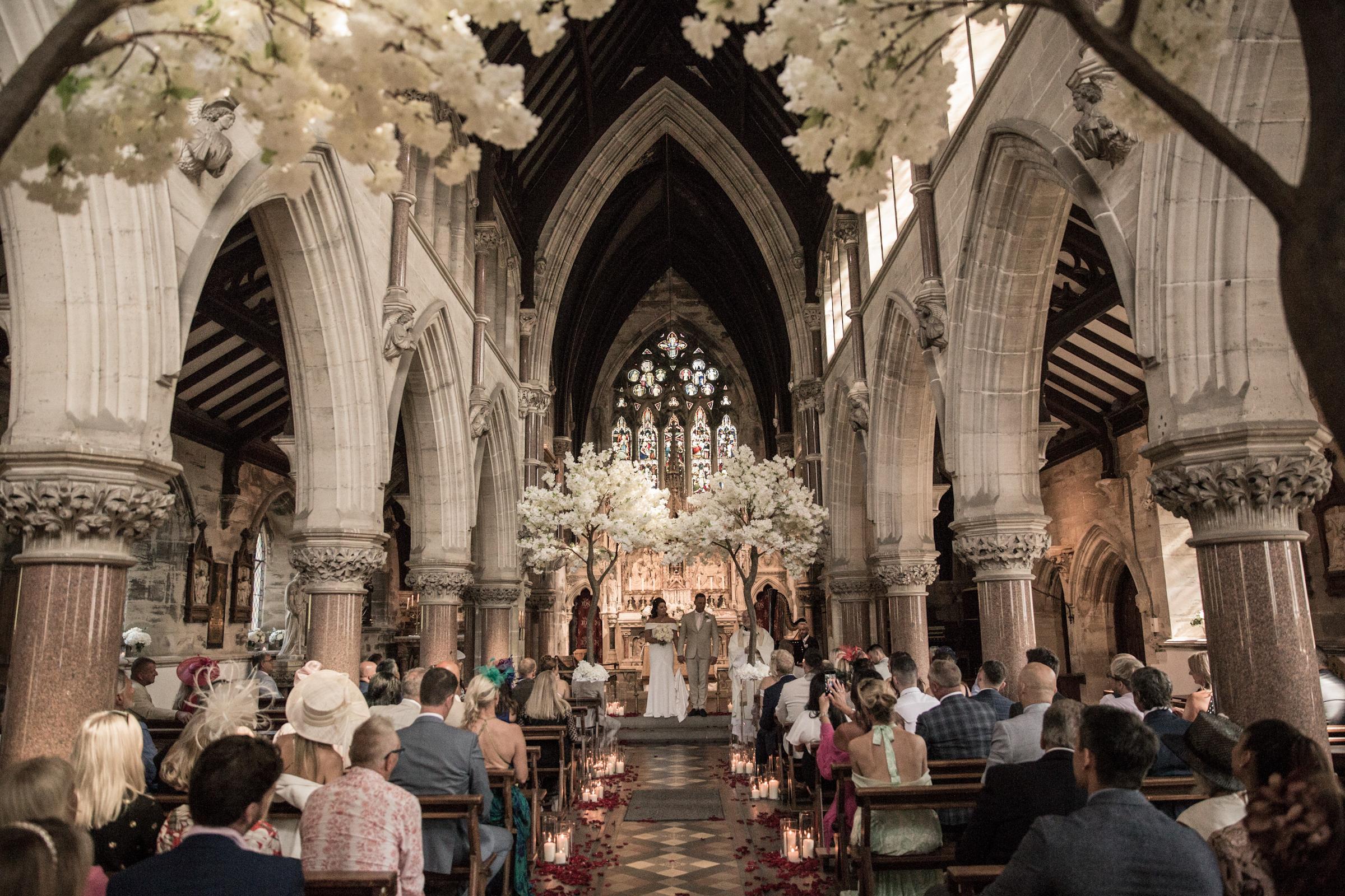 Rudding Park Real Wedding: Vanessa and Jason's Epic Wedding Party