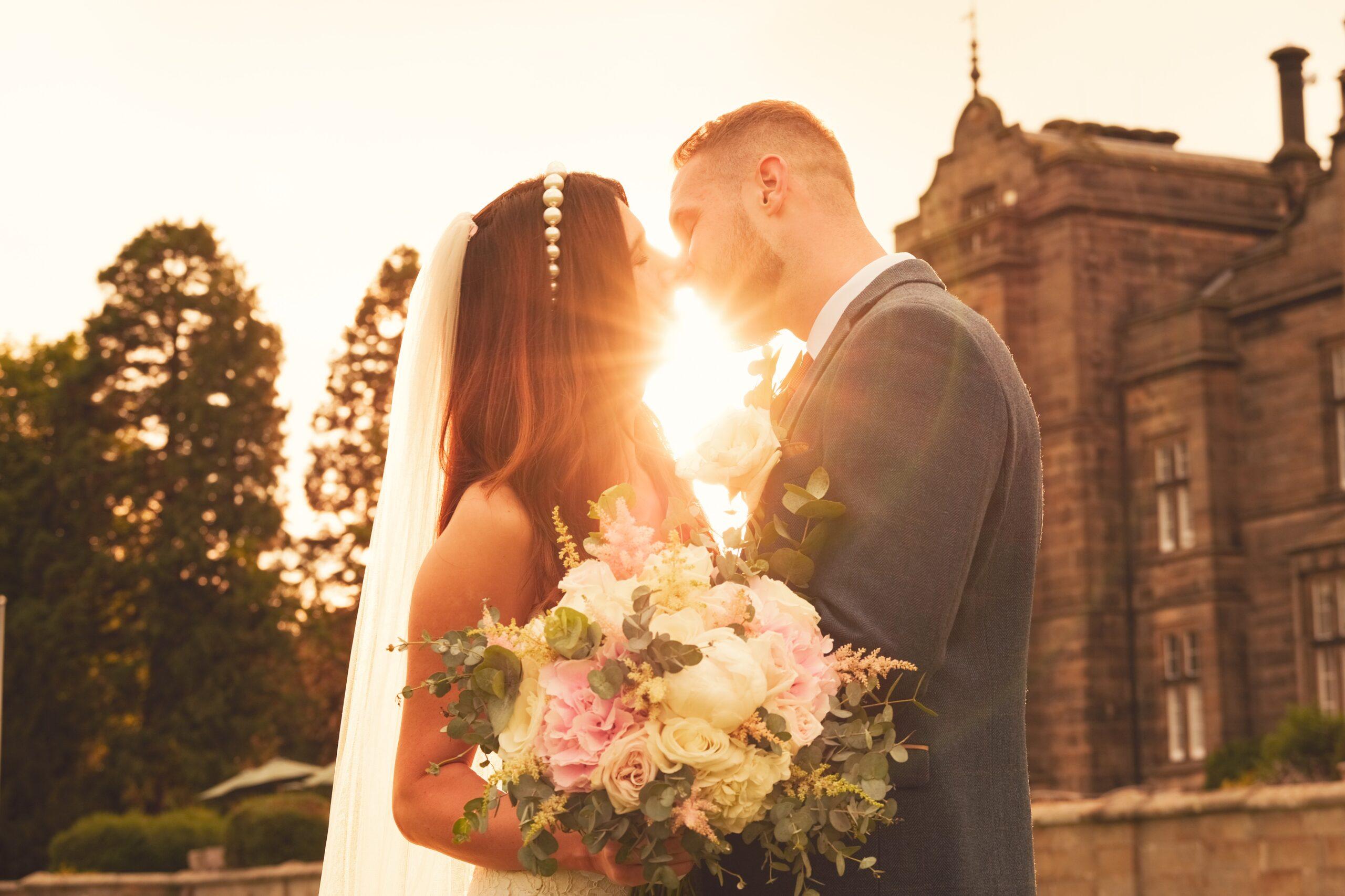 Rebecca and Simon's Intimate Wedding Affair at Matfen Hall