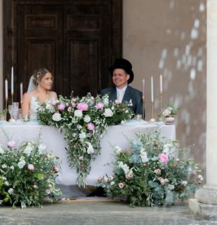 Styled Shoot: Sweetheart Style, Amy Lauren Weddings