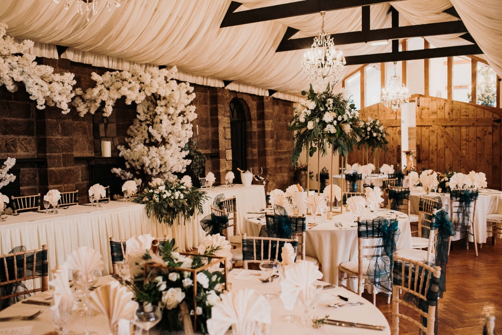Green, Gold Elegance Wedding at Sneaton Castle-110SNEATONCASTLE