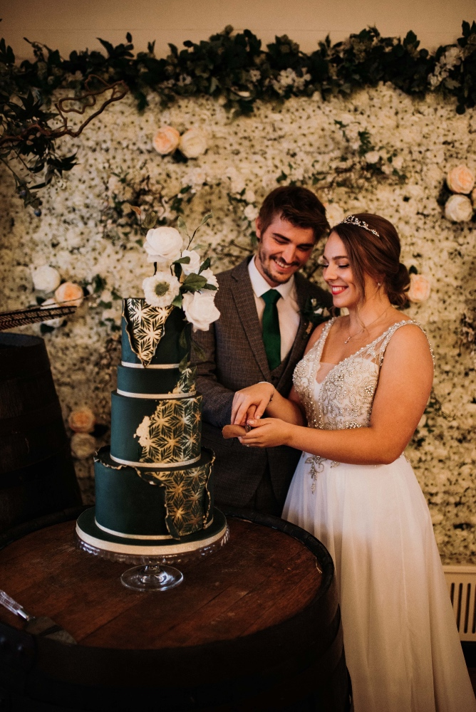 Green, Gold Elegance Wedding at Sneaton Castle-143SNEATONCASTLE
