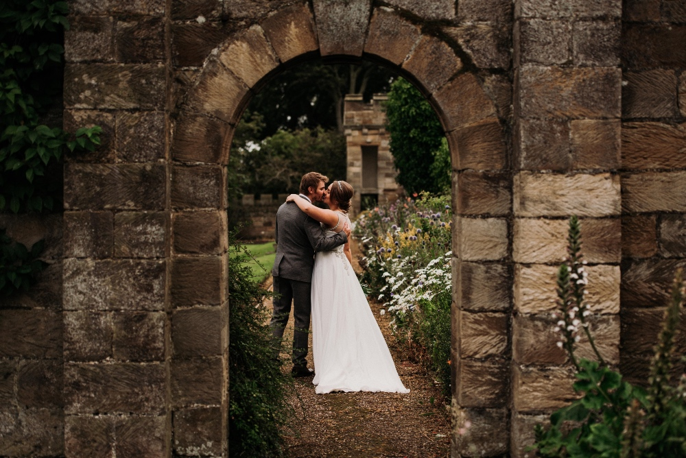 Green, Gold Elegance Wedding at Sneaton Castle-164SNEATONCASTLE