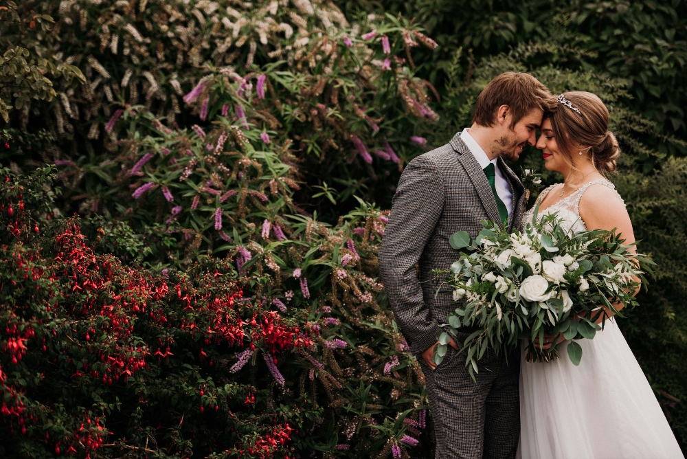 Green, Gold Elegance Wedding at Sneaton Castle-181SNEATONCASTLE