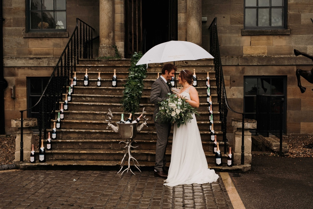 Green, Gold Elegance Wedding at Sneaton Castle-185SNEATONCASTLE
