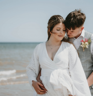 Styled Shoot: Summertime Swooning, Our Story Begins