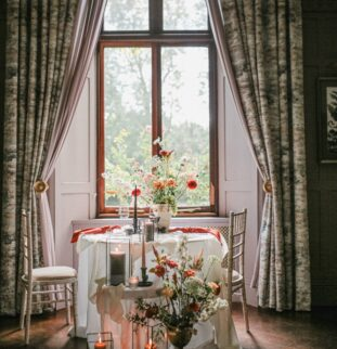Styled Shoot: Autumn Gold at Ellingham Hall