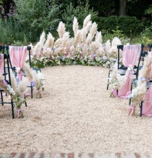 Alice in Whimsical Wonderland, by Amy Lauren Weddings