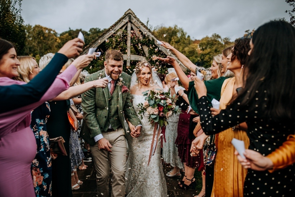 Jade and Scott's Big Autumnal Country Bash at Hyde House