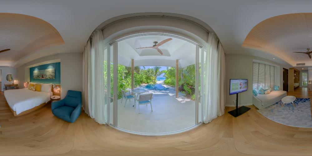 Sunset Beach Pool Villa 2