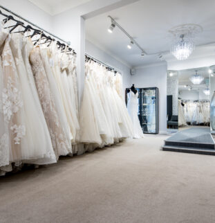 12 Days of Christmas Day FOUR: The Wedding Wardrobe
