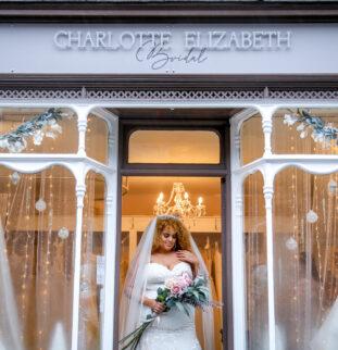 Derby's New Bridal Bolthole: Charlotte Elizabeth Bridal