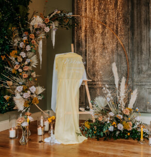 Styled Shoot: Golden Glory at the Manor by M and G Wedding Photography