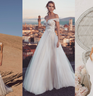 2021's New Faces of Bridal