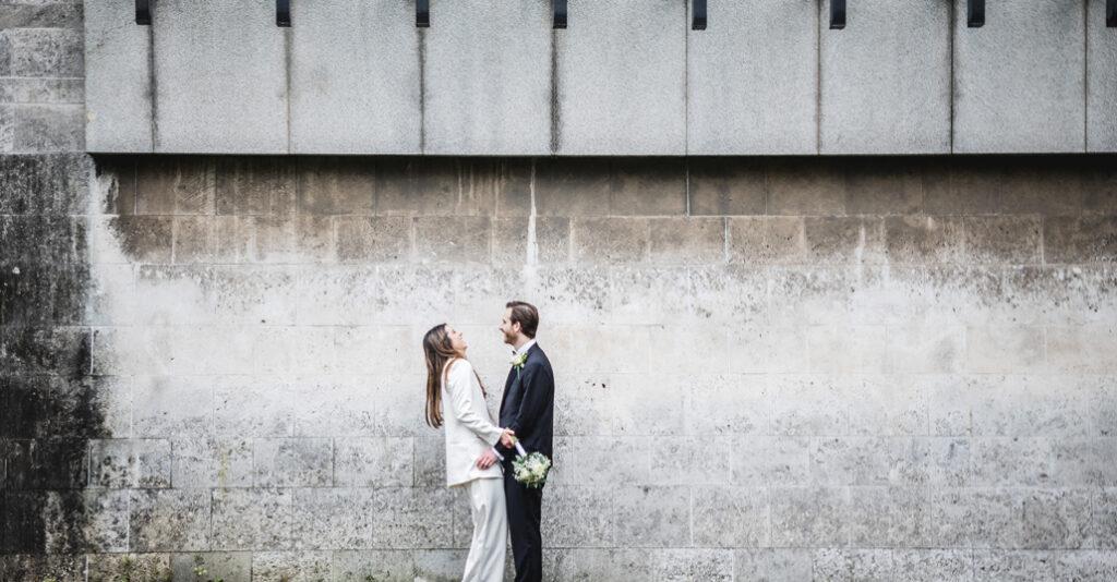 Ilda and Sam's Lockdown Love-In - Real Wedding Inspiration