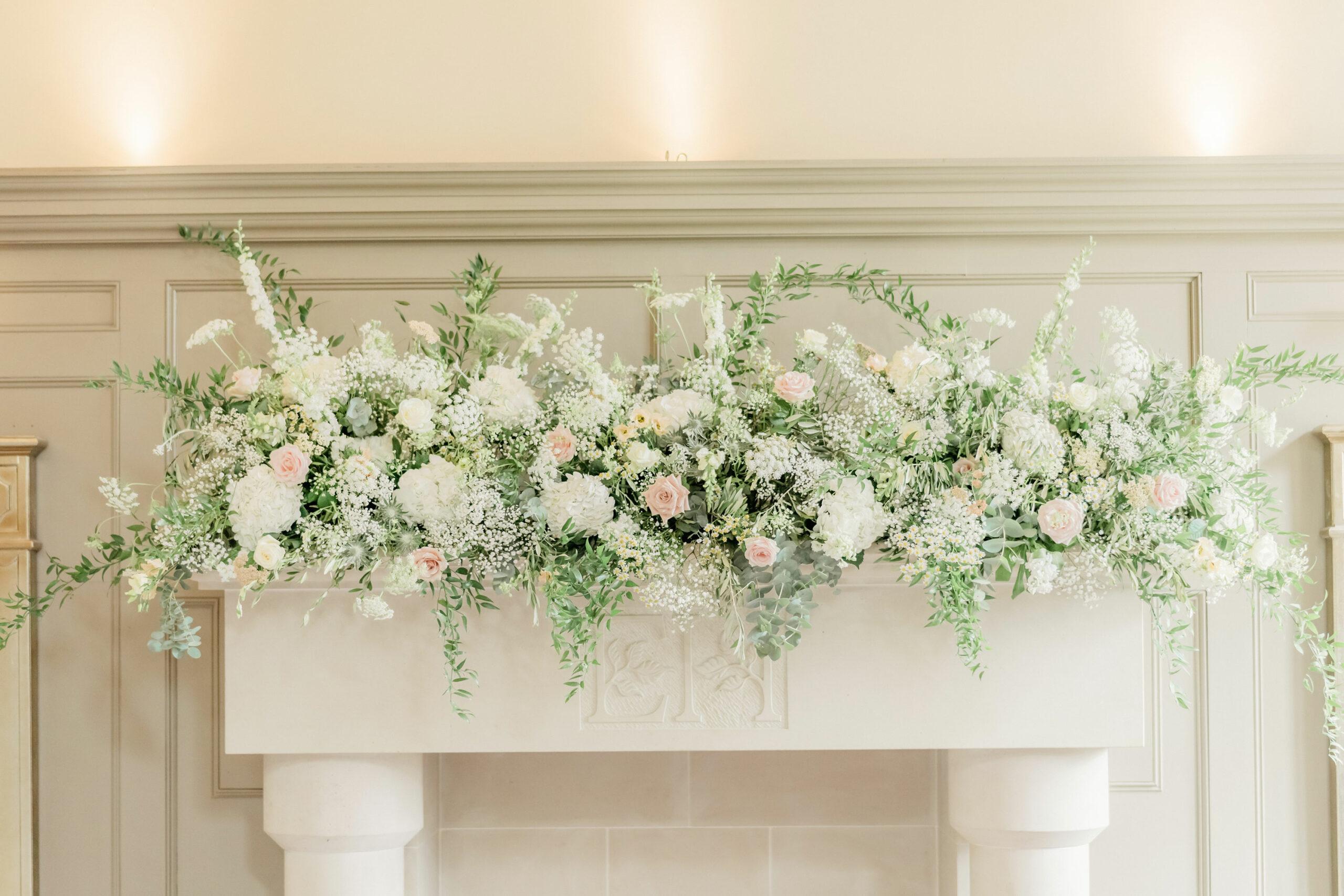 Meet the Guest List: Floral Grace