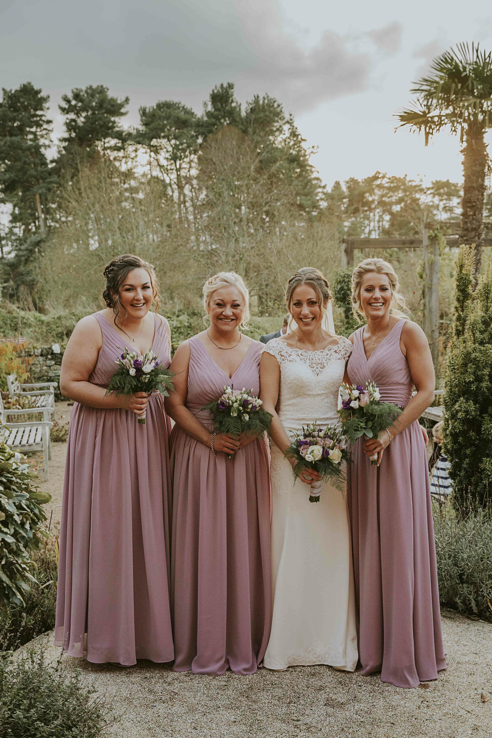 Meet the Guest List: Purple Haze Flowers