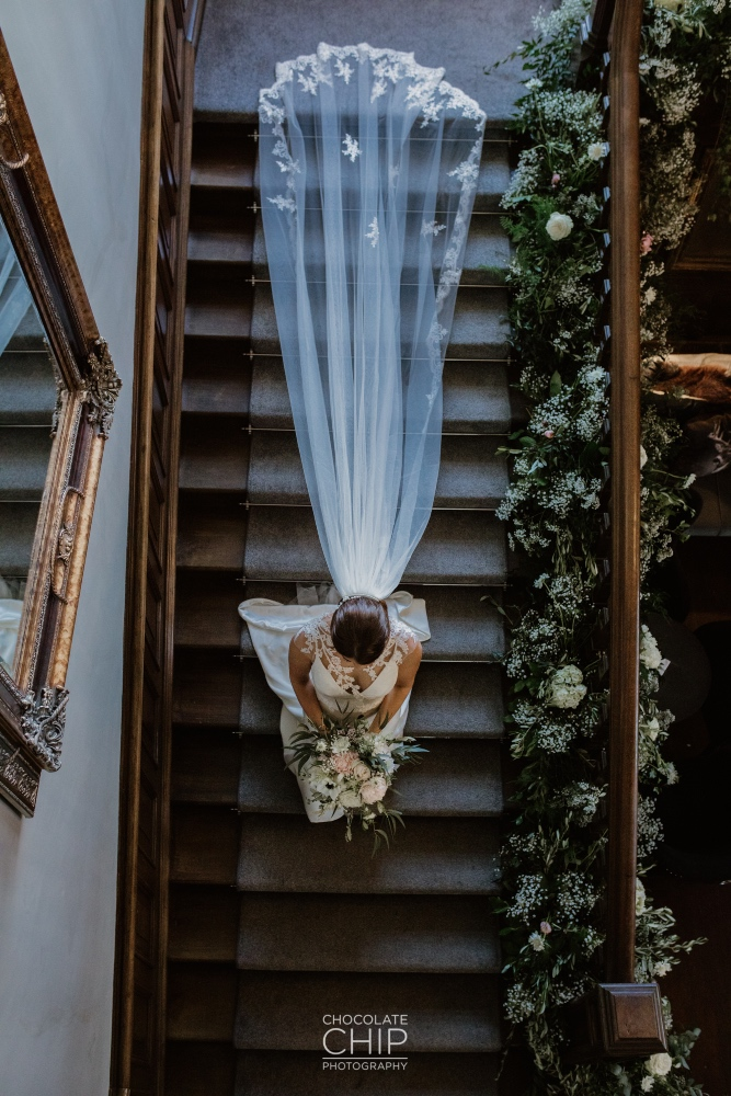 Wedding Ellingham Hall - Pic by Chocolate Chip Photography