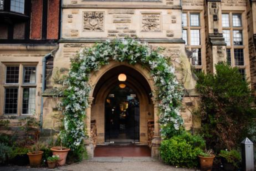 Wedding - Jesmond Dene House - Pic by Lauren Henson Photography